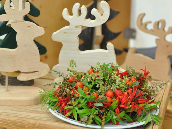 Almtaler Handwerks- & Genussmarkt im Romantikhotel Almtalhof