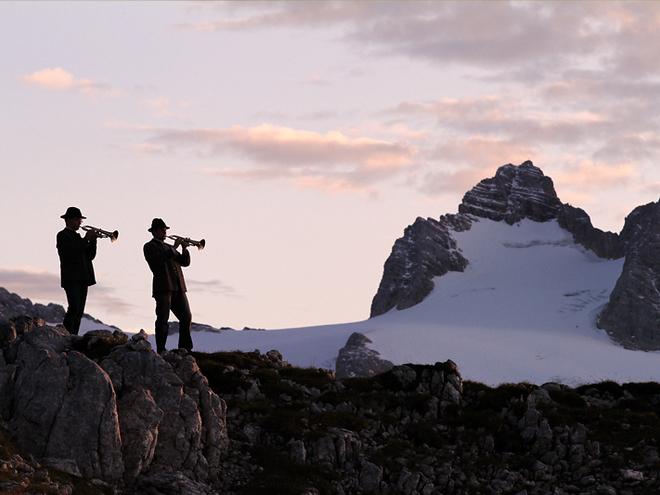 Obertrauner Wanderherbst - Vollmondfahrt auf den Krippenstein