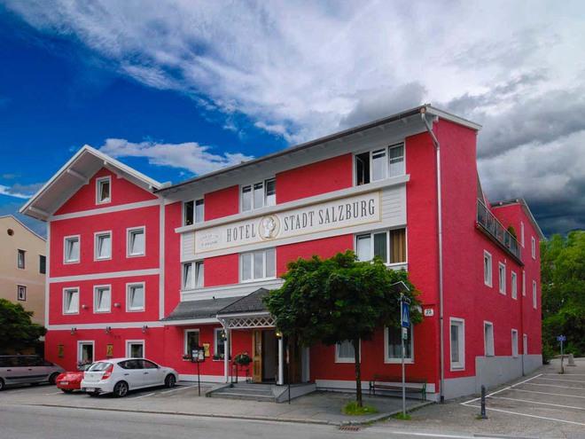Hotel Stadt Salzburg
