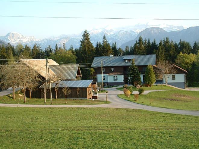 Ferienwohnung am Bauernhof 'Koa' in Bad Goisern