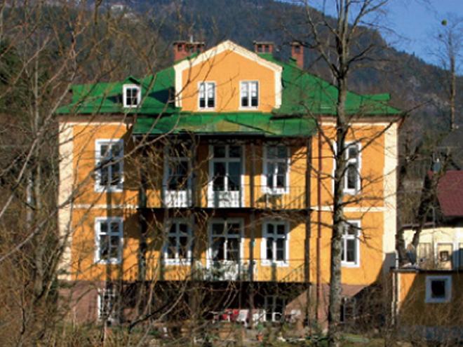 Haus Hlozanek