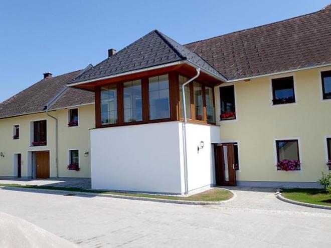 Gasthaus Watschinger Zur Grünen AU in Bad Wimsbach