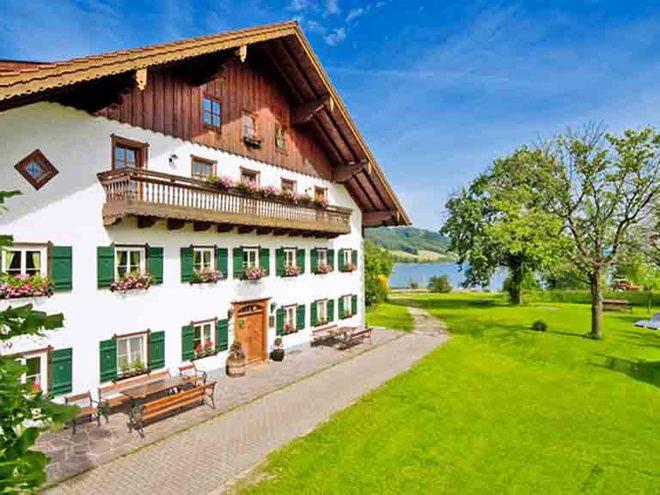 Ferienhof Ederbauer am Irrsee (4 Blumen)