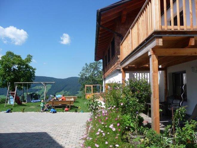 Familienferienhof Stabauer (4 Blumen)