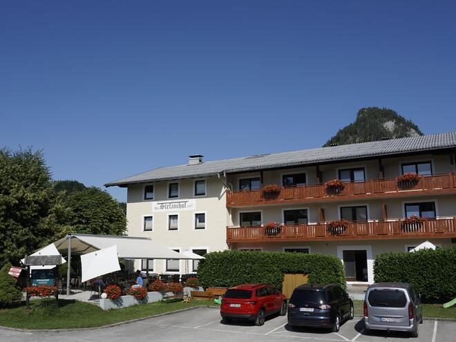 Hotel Restaurant Stefanihof