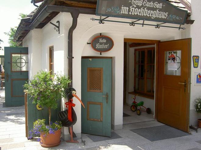 Hochberghaus Klausur- & Familienalm
