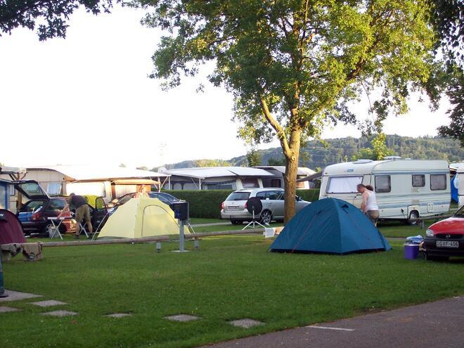 Campingplatz Linz-Pichlingersee