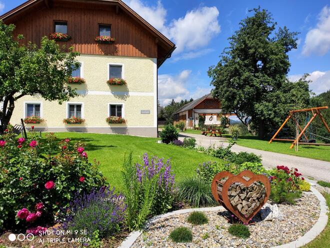 Bauernhof Zöchlinger 'Ober-Grafenberger'
