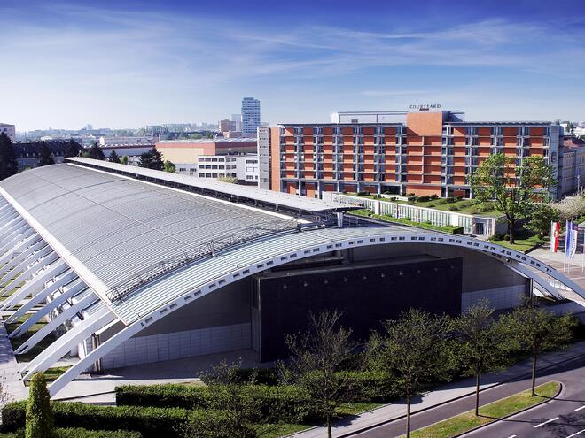Design Center Linz & Bergschlößl