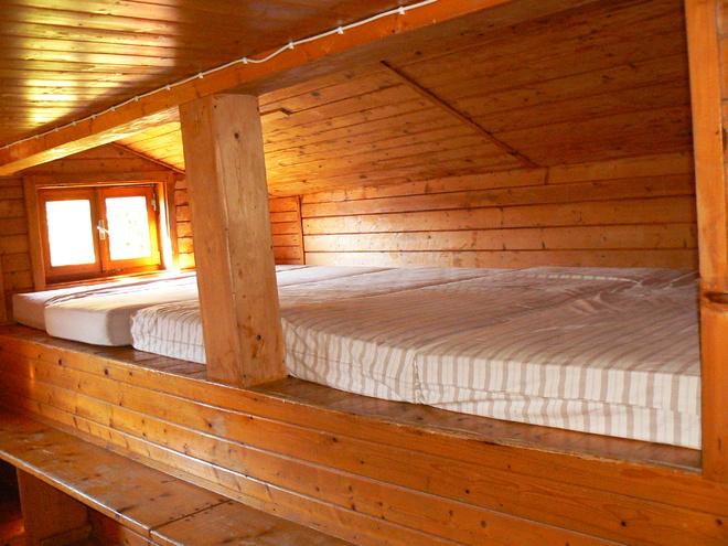 Josef-Scheutz-Hütte, Selbstversorgerhütte