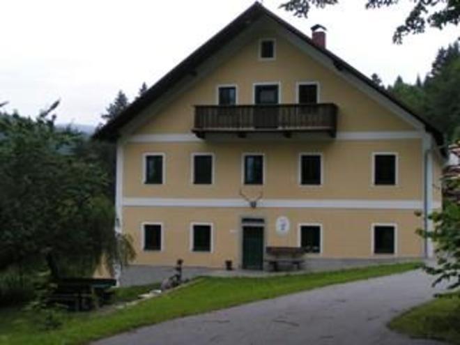 Forsthaus am Hochficht