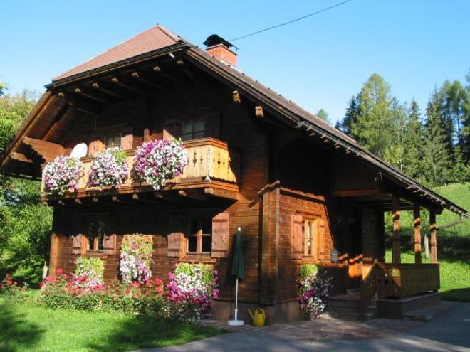 Bio-Blockhaus Koglerhütte
