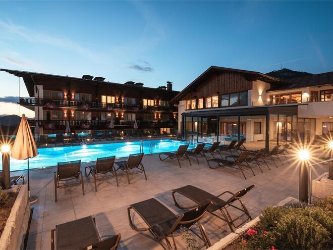 Hotel-Restaurant Sperlhof