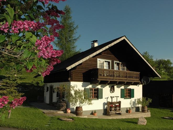 Am Attersee - Ferienhaus 'Margarethengut'