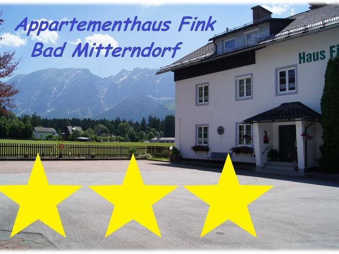 Appartementhaus Fink   NEU 2017 mit Whirlpool