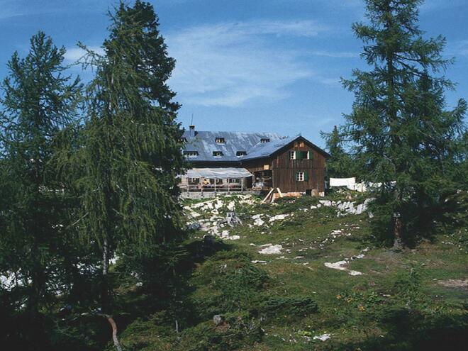 Albert-Appel-Haus (Alpenverein) -Schutzhütte des ÖTV