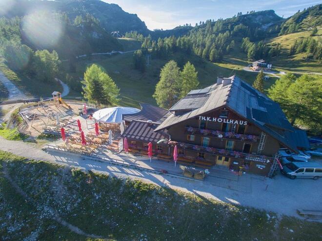 Berggasthof Hollhaus (Alpenverein)