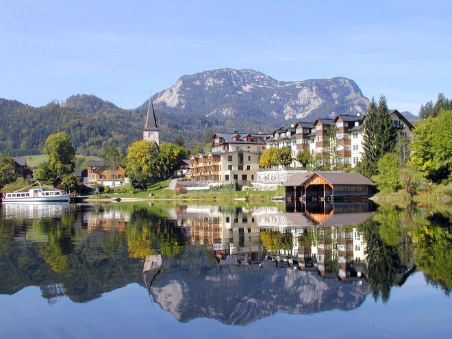 Hotel am See und Seeresidenz - Familie Frischmuth