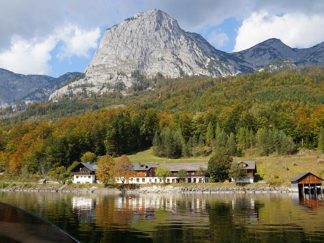 Pension Ladner am Grundlsee