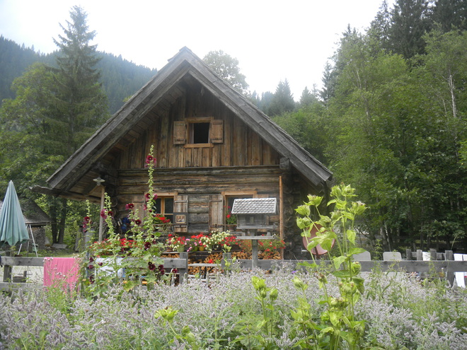 Selbstversorgerhütte Stausee
