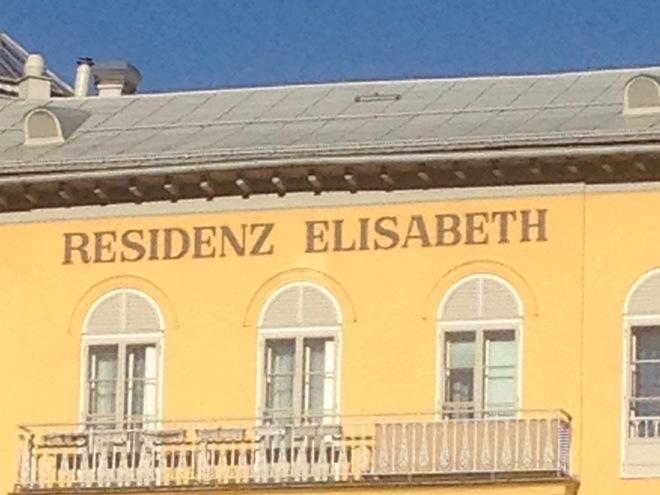 Ferienwohnung Residenz Elisabeth