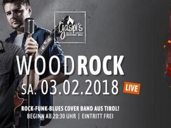 Woodrock - live im Gaspi's