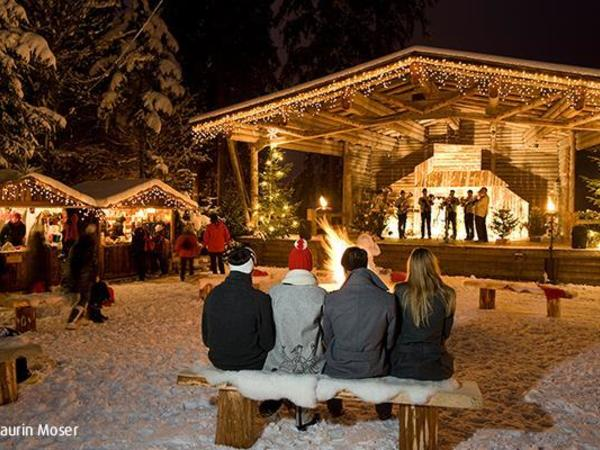 Mayrhofner Advent am Waldfestplatz