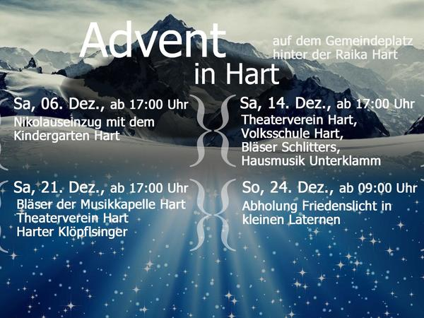 Advent in Hart
