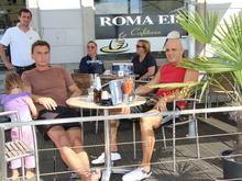 Eissalon Mauthausen-Cafeteria Roma