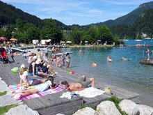 Strandbad St. Gilgen