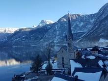 Protestant Church in Hallstatt