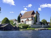Badeplatz ' Klostergarten ' - Traunsee