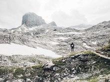 Hiking trail around the Dachstein