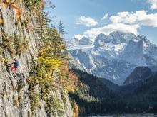 Gosausee Klettersteig