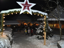 Advent Market in Ebenau