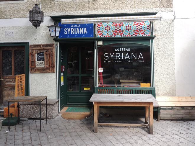 Kostbar Syriana