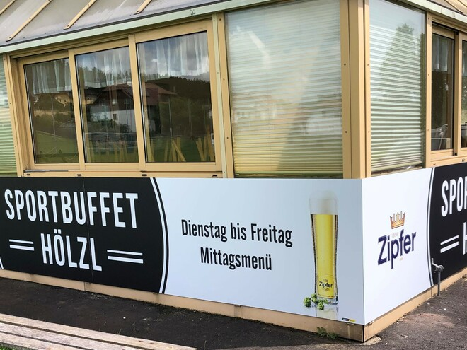 Sports buffet Stummer