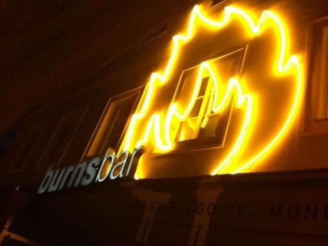 Burns Bar