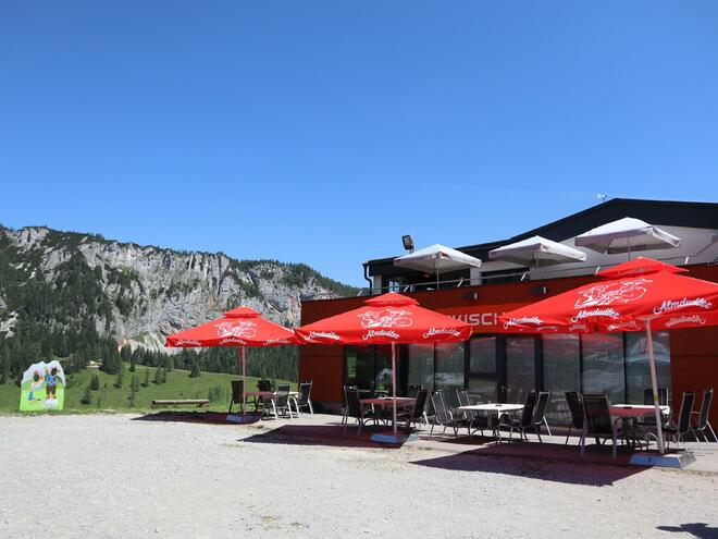 Mountain Restaurant Wurzeralm