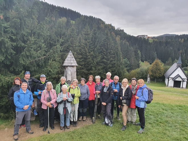 Guided 2020 Johannesweg (St. John's pilgrimage route) tours