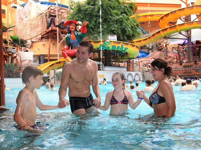 Aquapulco Familien-Tage