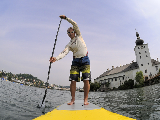 Salzkammergut - Experience at the Traunsee (Lake Traunsee)