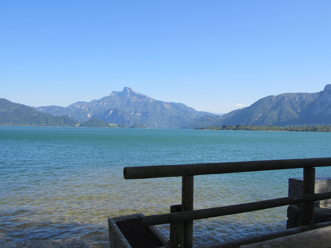 Muttertag am Mondsee