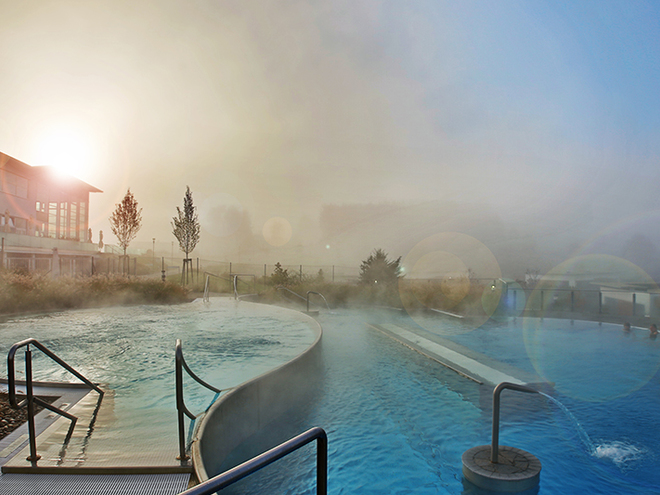 SPA Resort Therme Geinberg - Innviertels Wohlfühloase