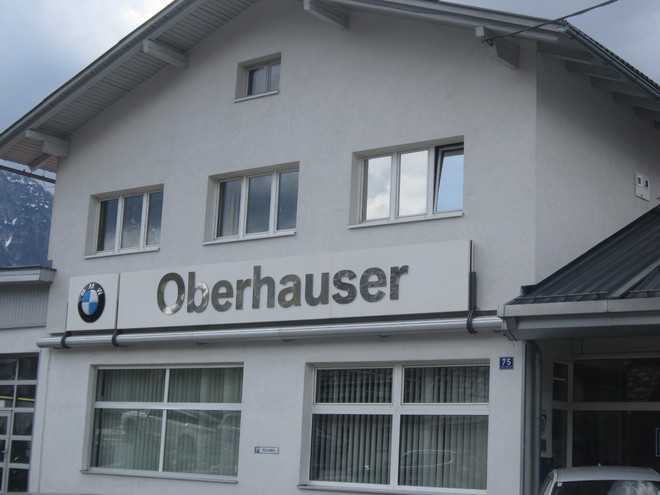 Autohaus Oberhauser BMW
