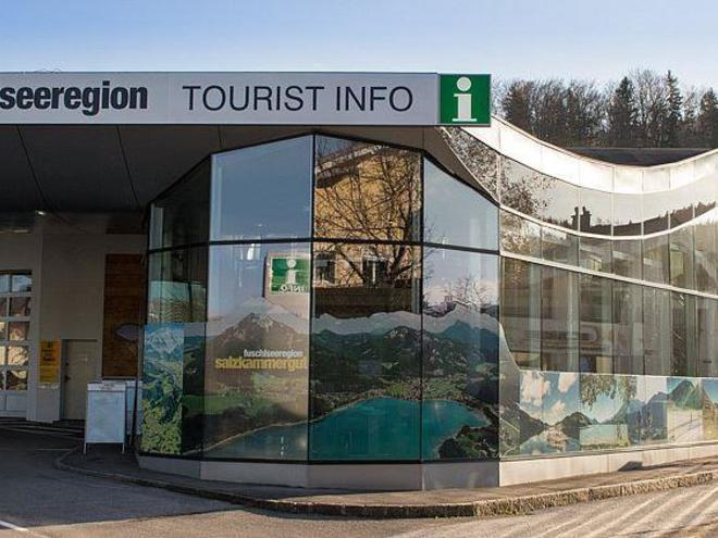 Booking centre for the Holiday Region Fuschlsee