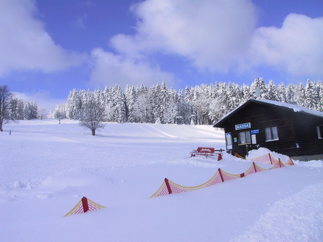 Sandl Viehberg Ski Lifts