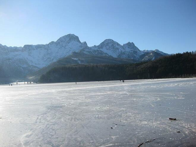 Almsee Natural Ice Rink (Lake)