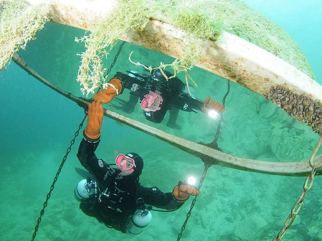 Divecenter Under Pressure - Attersee