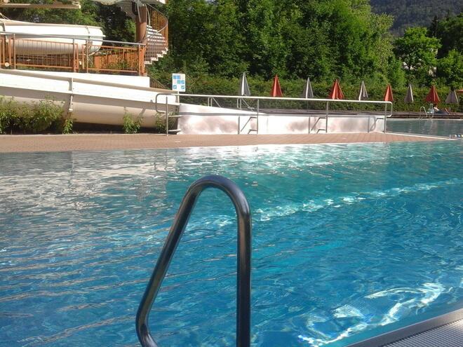 Erlebnis-Schwimmbad Grünau im Almtal